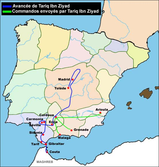 Carte Andalousie Histoire.Index Of Histoire Andalousie Images
